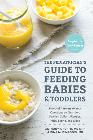 pediatricians guide to feeding babies